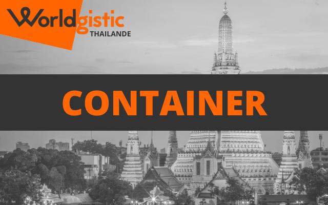 container thailande