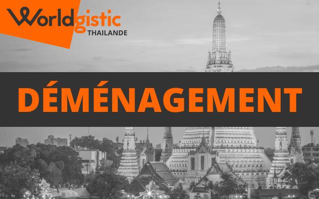 demenagement thailande